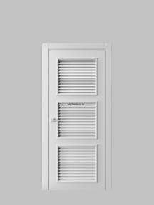 Жалюзийная дверь 3